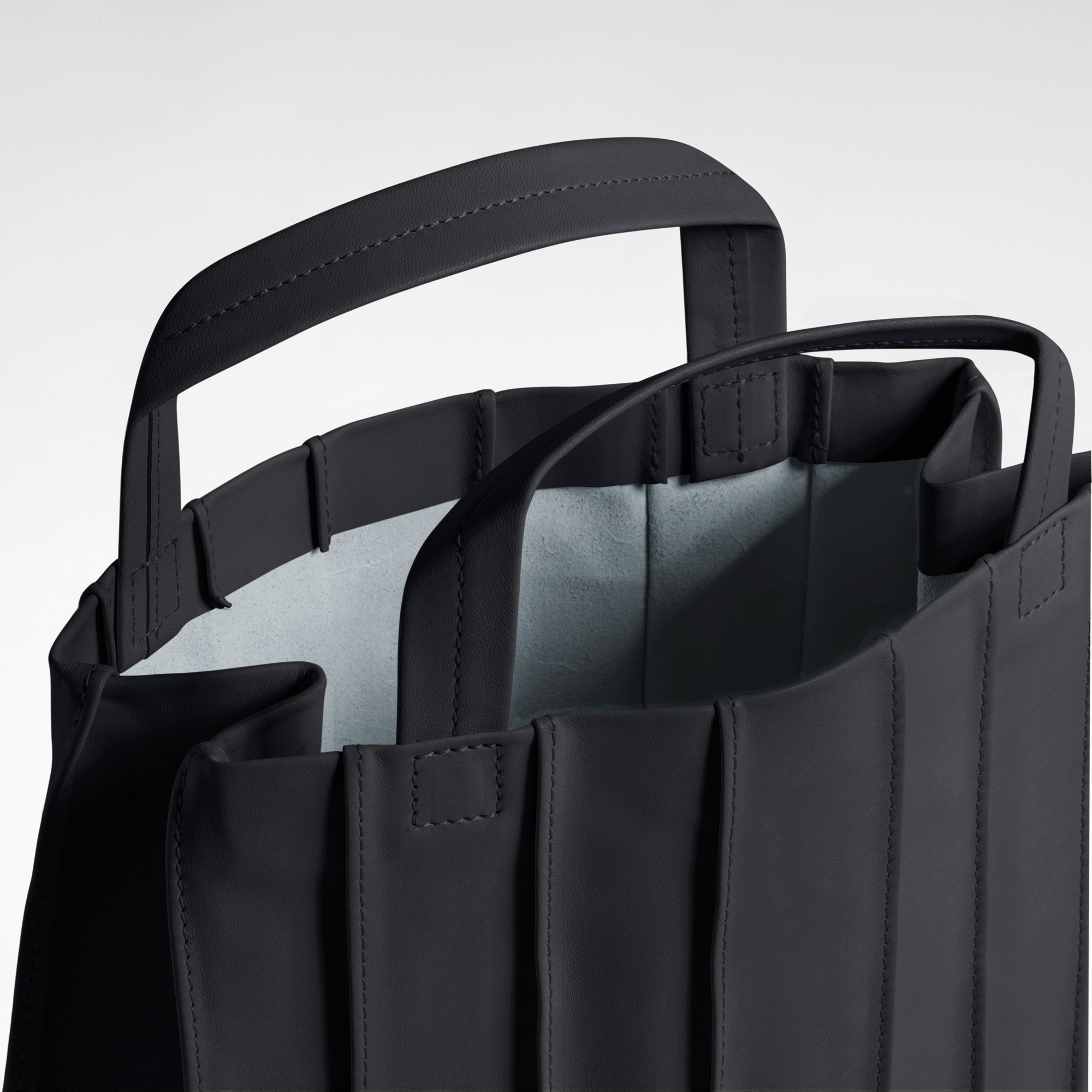 Simply Cording 1, black, shopper S W20