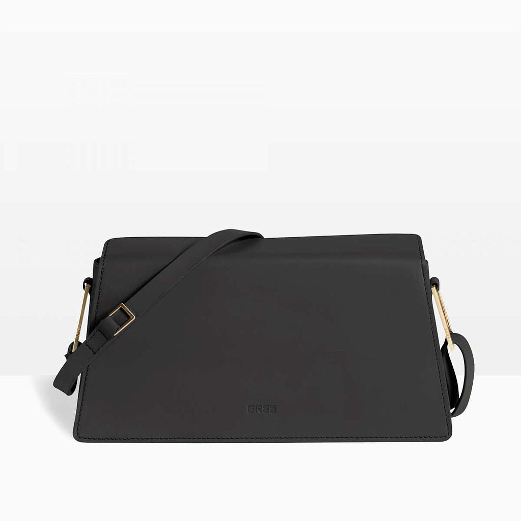 [423900001] Zou 1, black, cross body W20
